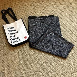 Lululemon Vinyasa Scarf Wrap with Bag Never Worn